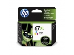 HP 3YM58AA (67XL)(原裝高容量)(200pages) Ink T...